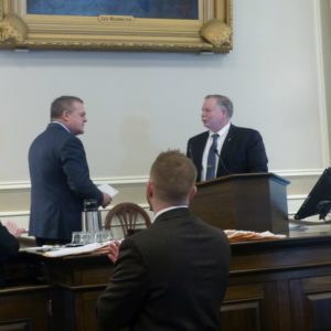 Chaos in the NH House: What Happened to the GOP State Budget?
