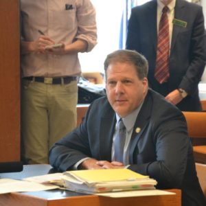 One of Gov. Sununu's Education Priorities Passed Favorably Out of Committee