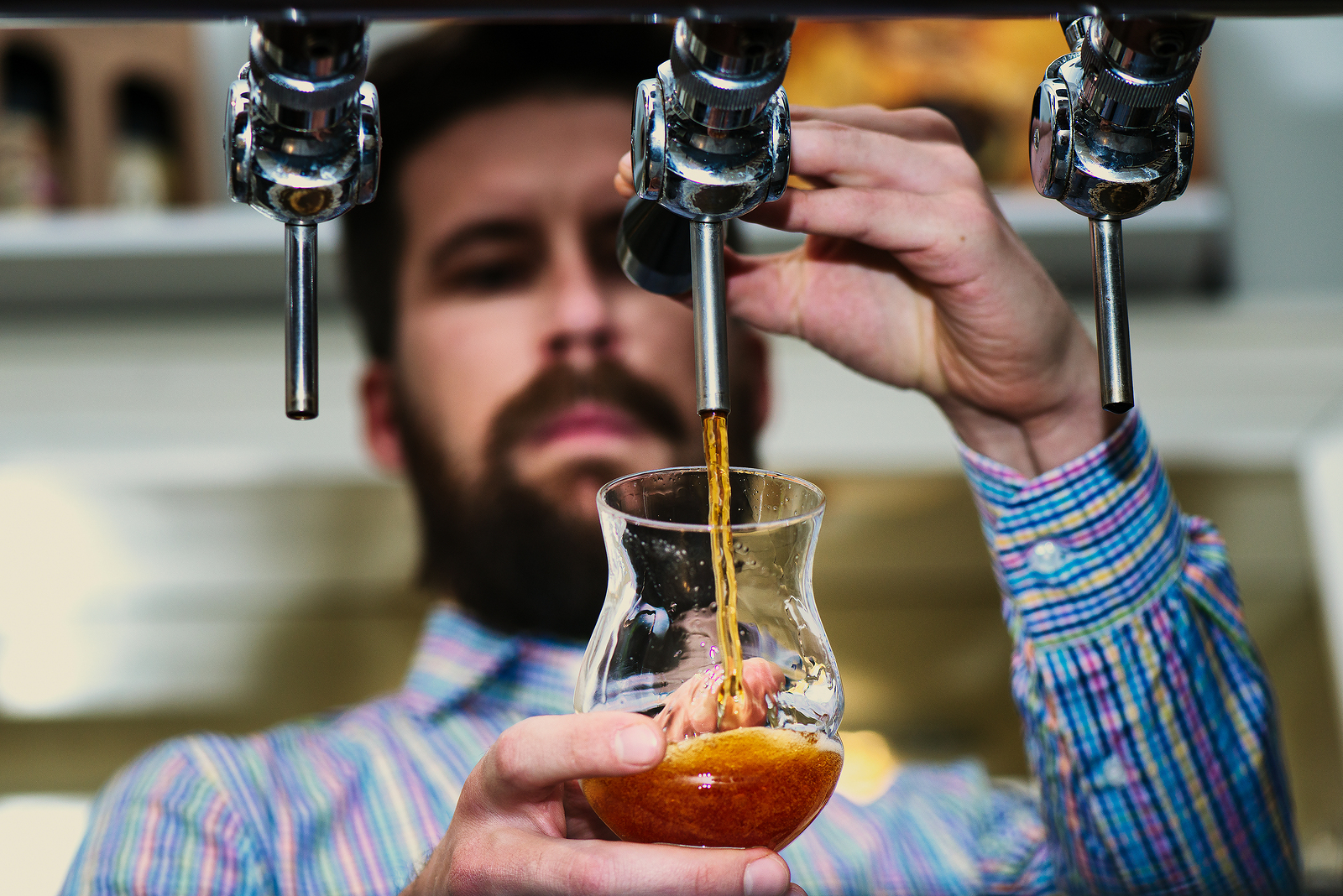 Beer industry on the brink insidesources for Craft beer market share 2017
