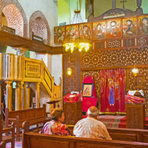 The Coptic Crisis — A Story of Benign Neglect by Anwar el-Sadat