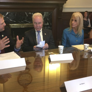 Price, Conway Visit New Hampshire to Reaffirm Trump's Commitment to Ending Opioid Crisis