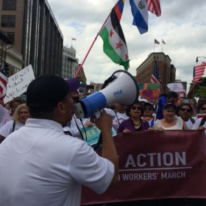 Labor Marks May Day With Immigration Protests [PICTURES]