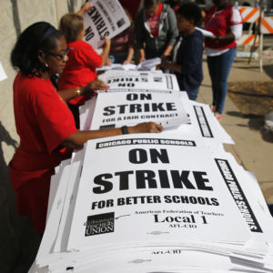 How Liberal Politics and Teachers' Unions Got So Entangled