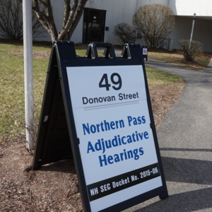 Northern Pass Public Hearings Begin, DES Nominee Questioned on Project