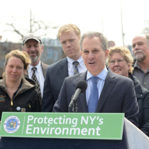Exxon Argues Schneiderman 'Working Backwards,' Assuming Guilt in Climate Investigation