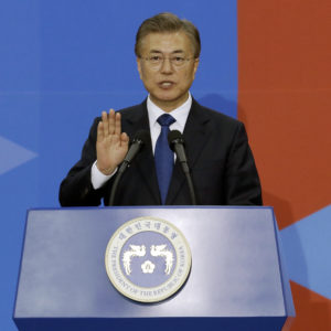 Moon-Kim Summit Will Be a Test for South Korea's Leader