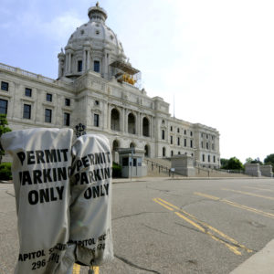Can a State Governor Line Item Veto an Opposition Legislature's Budget?