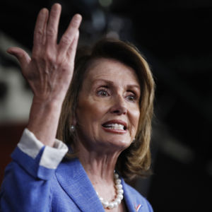 In New Hampshire Race, Nancy Pelosi Is 0-9 in Democrat Support