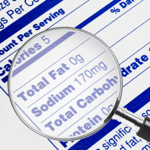 Putting Faith in Improved Nutrition Labels Still Misguided