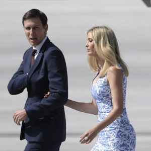 Questions Abound As Ivanka Trump Visits South Korea
