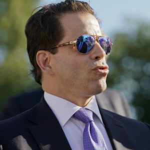 Scaramucci's Vain Quest to Stop the Leaks