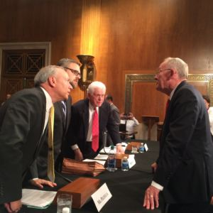 Trump's Labor Board Nominees Get Senate Hearing