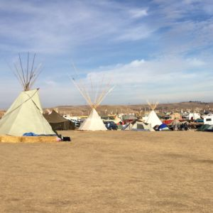 A Year After Standing Rock, It's Clear That Environmental Protest Camps Are Ineffective