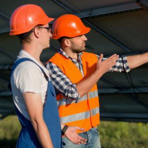Is Green Energy an Efficient Use of Worker Hours?