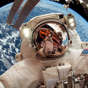 Restraint Is Critical on Space Policy