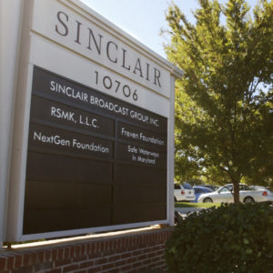 House Bill Could Block Sinclair-Tribune Merger