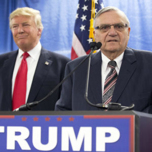 Trump, Arpaio and the Cabal of Washington