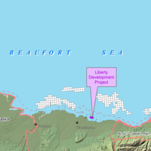 Liberty Project Would Open New Field to Alaskan Oil Development