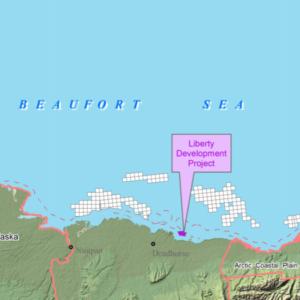 Liberty Project Would Open New Field to Alaskan Oil Development