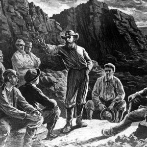 The Secret History of Underground Unions