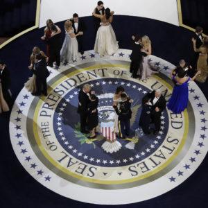 Washington's New Dance Craze — the Perplexity Quickstep