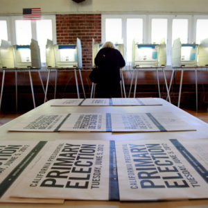 California Moves Up Presidential Primary, Political Implications Abound