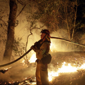CA Cities Devastated by Wildfires Face New Challenge: Benzene in Their Water