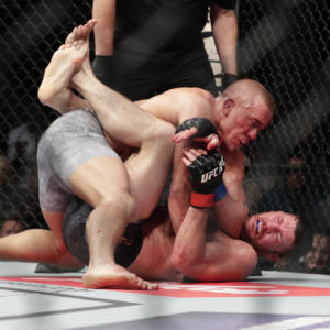 UFC, Fighters Grapple Over Congressional Oversight of MMA Fighting