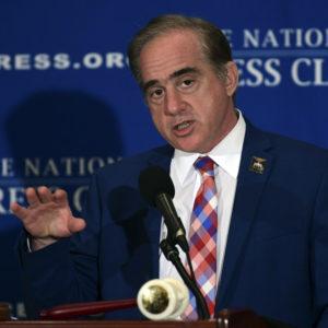 VA Secretary and Trump Have 'Candid Relationship'