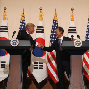 A Missed Opportunity in Korea for Trump