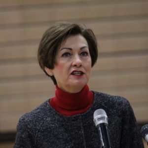 'I'm Not Going Back' — Reynolds Admin to Stay Course on Iowa MCOs