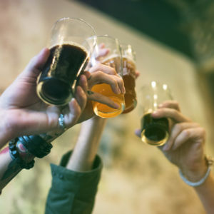 Don't Equate Moderate Alcohol Consumption With the Dangers of Smoking