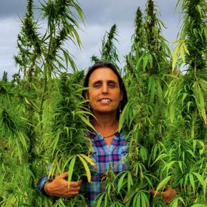 Environmental Activist Starts Industrial Hemp Farm to Heal the Earth
