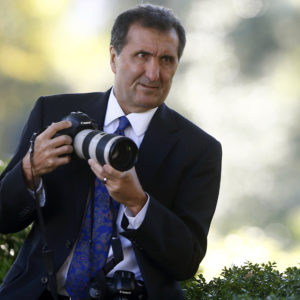 Pete Souza an Eyewitness to History as Obama's Photographer