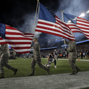 The Concord Monitor Says The NFL's National Anthem Rule Is Un-American. They're Wrong.
