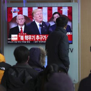 A Showdown With North Korea