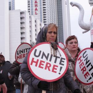Union Watchdog Pokes Hornet's Nest