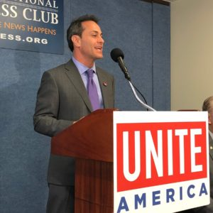 Unite America, the Political Party That's Not a Party, Announces Slate of Five Candidates
