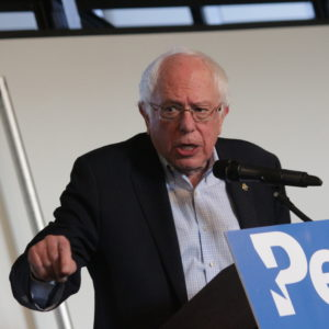 Bernie Sanders Returns to Iowa