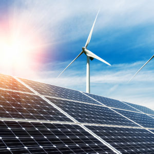 Emphasis on Solar and Wind Stresses Electricity Systems