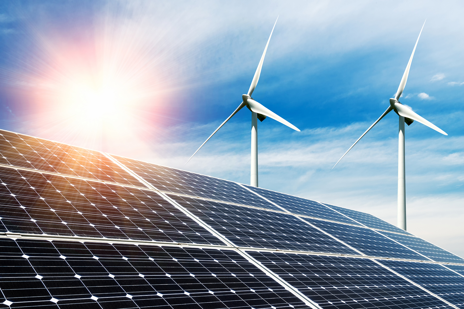 solar vs wind power