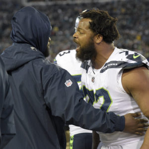 Michael Bennett Didn't Get the Memo on the T-Word