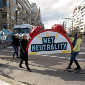 At the Crossroads on Net Neutrality