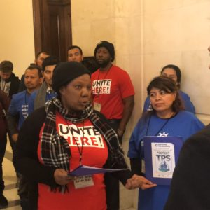 Union Worker Fights Trump in the Face of Deportation