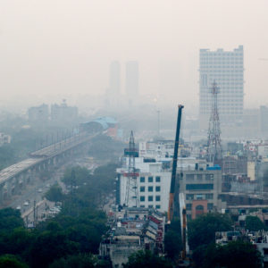Can Dirty-Air Discontent in New Delhi Push India Toward Greener Days?