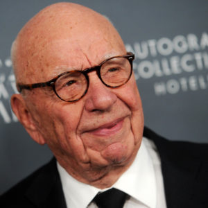 Life at the Top With Rupert Murdoch