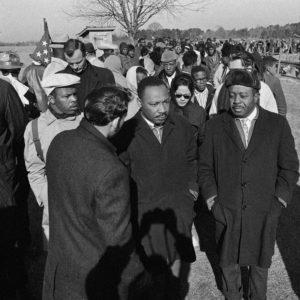 Unions Assemble En Masse Ahead of MLK Rally