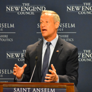 O'Malley: Gun Control Is A Winning Issue For Democrats In 2020–And Beyond.