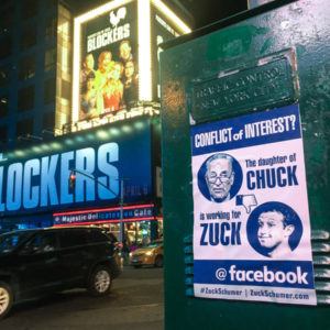 Chuck Schumer: Facebook's Favorite Poster Boy
