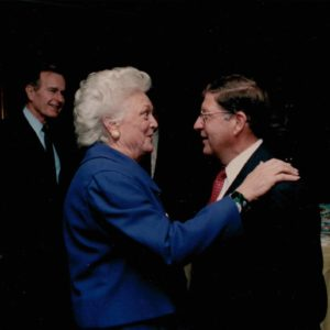 "Barbara Bush, John Sununu, And ""The Joke"""